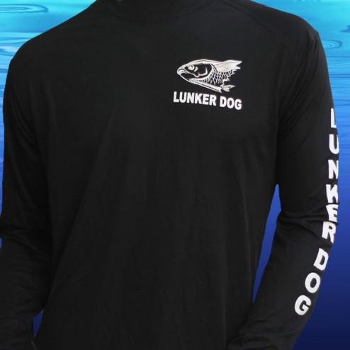 Black Long Sun Shirt